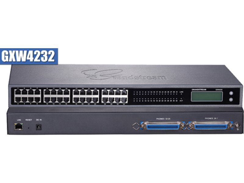 GXW4200 Series FXS Gateways