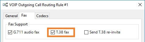 Configure T.38 Support for Fax Voip Software - T38Fax.com